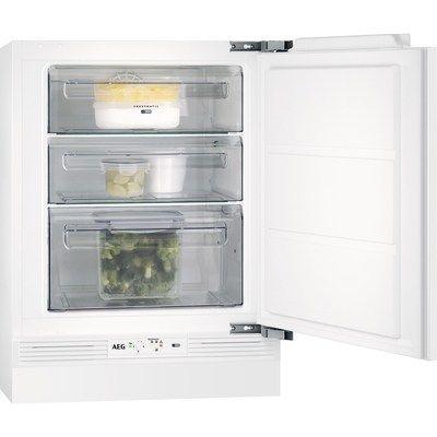 AEG ABE682F1NF NoFrost Undercounter Integrated Freezer