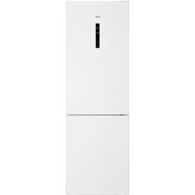 AEG RCB632E5MW CustomFlex TwinTech Frost Free Freestanding Fridge Freezer - White