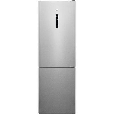 AEG RCB732E5MX CustomFlex Frost Free Freestanding Fridge Freezer - Silver