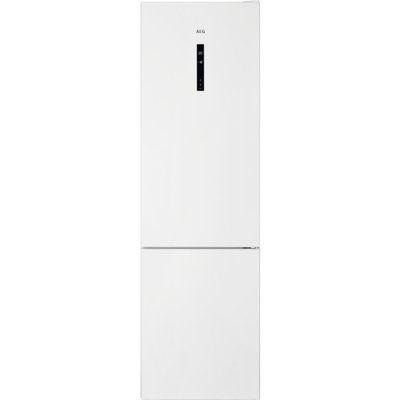 AEG RCB636E5MW CustomFlex TwinTech Freestanding Fridge Freezer A++ - White
