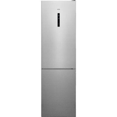 AEG RCB736E5MX CustomFlex 60:40 Frost Free Freestanding Fridge Freezer - Silver