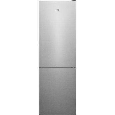 AEG RCB632E4MX Twintech Multiflow Freestanding Fridge Freezer A++ - Stainless Steel Doors