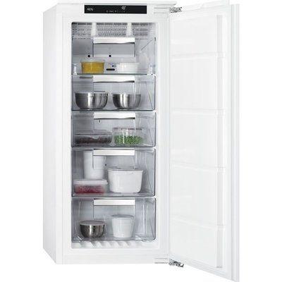 AEG ABB812E6NC Integrated Frost Free Upright Freezer