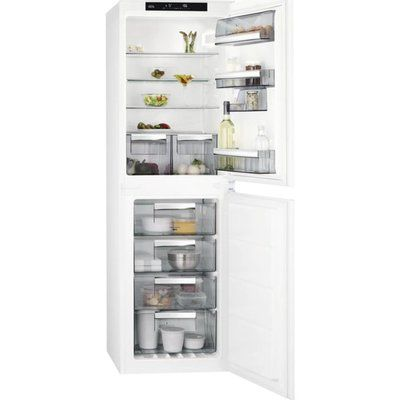 AEG SCE818F6NS Integrated 50/50 Fridge Freezer