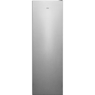 AEG AGB728E1NX NoFrost Tall Freestanding Freezer - Silver