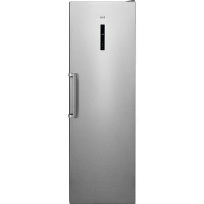 AEG AGB728E5NX NoFrost Tall Freestanding Freezer A++ - Stainless Steel