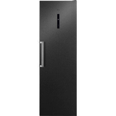 AEG RKB738E5MB pro 700 Freestanding Larder Fridge - Black Stainless Steel