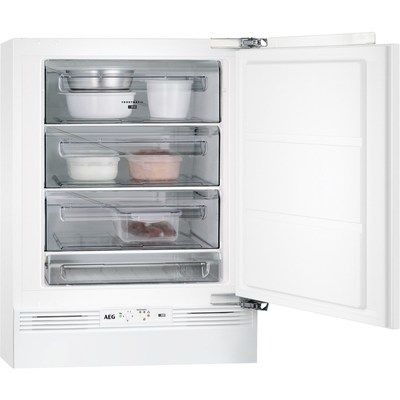 AEG ABB682F1AF NoFrost Undercounter Integrated Freezer