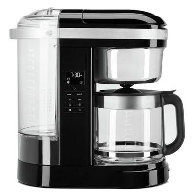 KitchenAid 5KCM1209BOB Drip Filter Coffee Machine - Black