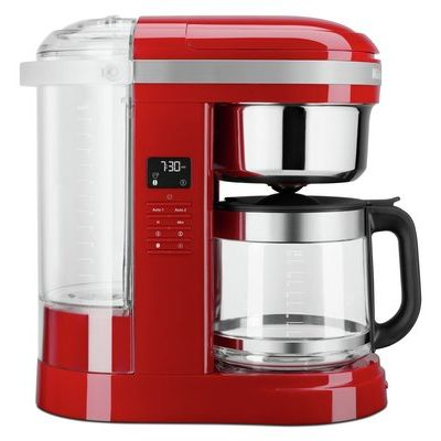 KitchenAid 5KCM1209BER Drip Filter Coffee Machine - Empire Red