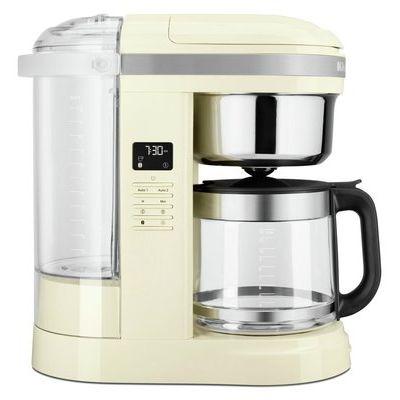 KitchenAid 5KCM1209BAC Drip Filter Coffee Maker - Almond