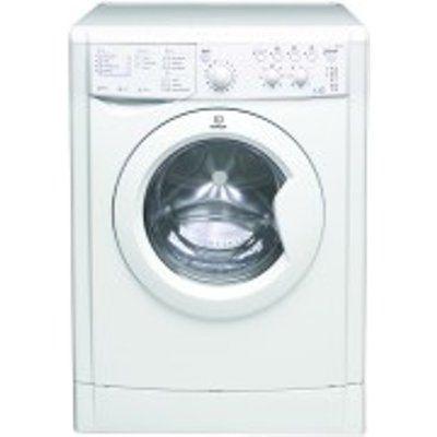Indesit IWDC 6125 Washer Dryer in White