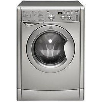 Indesit IWDD7143S 7kg Wash 5kg Dry Washer Dryer - Silver