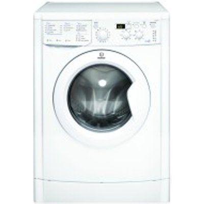 Indesit IWDD7143 7kg Wash 5kg Dry Washer Dryer - White