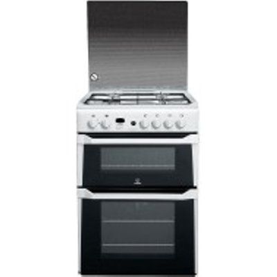Indesit ID60G2W 600mm Conventional Gas Oven