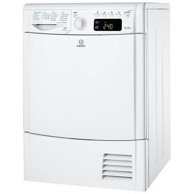 Indesit IDCE8450BH 8KG Condenser Tumble Dryer - White