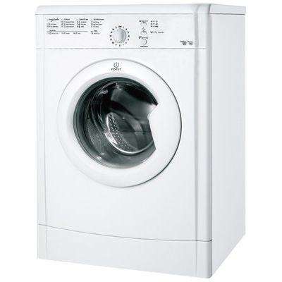 Indesit Ecotime IDVL75BR 7KG Vented Tumble Dryer - White