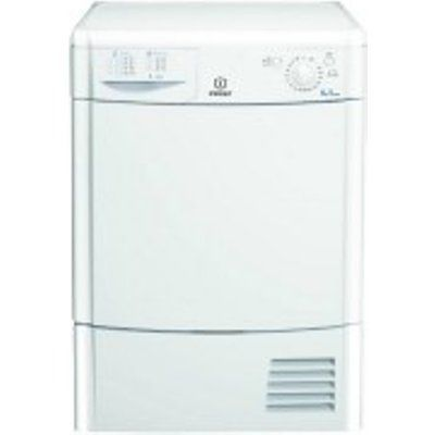 Indesit IDC8T3BUK 8kg Condenser Tumble Dryer - White