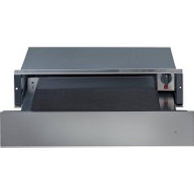 Hotpoint WD714IX Built-in 20 Plate Capacity Warming Drawer