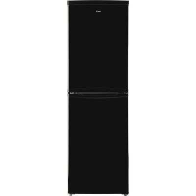 Candy CCBF5172BK Frost Free Freestanding Fridge Freezer - Black