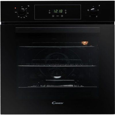 Candy FCP405N/E Electric Oven - Black