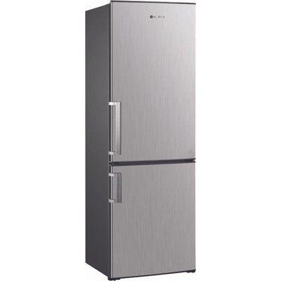 Hoover HVBF6182XFHK 281 Litre Freestanding Fridge Freezer 60/40 Split Frost Free 60cm Wide - Stainless Steel
