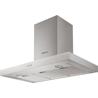 Candy CMB955X Chimney Cooker Hood - Stainless Steel