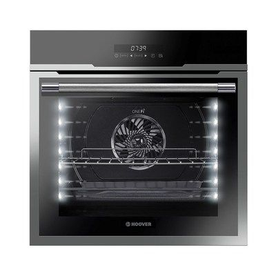 Hoover HOAZ7173INWF/E 10 Function 78L Electric Single Oven With Wi-Fi - Stainless Steel