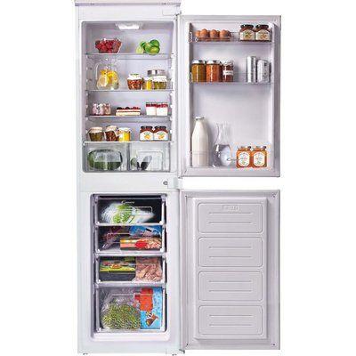 Candy BCBS 50 NUK Integrated 50/50 Fridge Freezer - Fixed Hinge