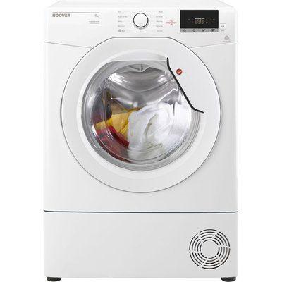 Hoover Tumble Dryer Dynamic Next DX C9DG NFC 9 kg Condenser - White