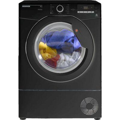 Hoover Tumble Dryer Dynamic Next DX C9DGB NFC 9 kg Condenser - Black