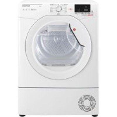Hoover DXC8DE 8kg Load Condenser Tumble Dryer - White