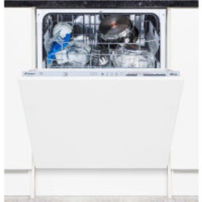 Candy CDI1LS38SA 13 Place Settings A+ Fully Integrated Dishwasher
