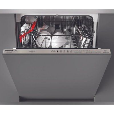 Hoover H-DISH 300 HDI1LO38SA Wifi Connected Fully Integrated Standard Dishwasher