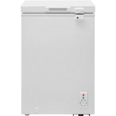 Candy CMCH100UK Chest Freezer - White