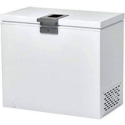 Hoover HMCH202EL 95cm Wide 197L Chest Freezer - White