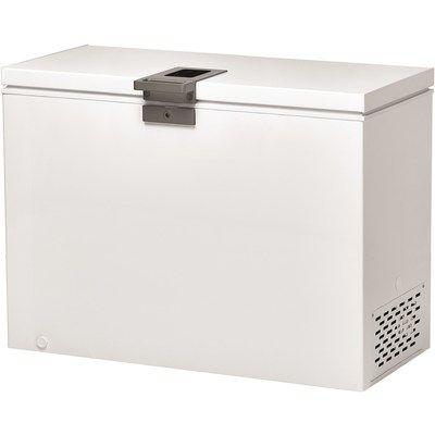 Hoover HMCH302EL 104cm Wide 291L Chest Freezer - White
