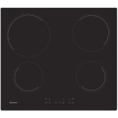 Candy CC64CH Electric Ceramic Hob with 4 Zones