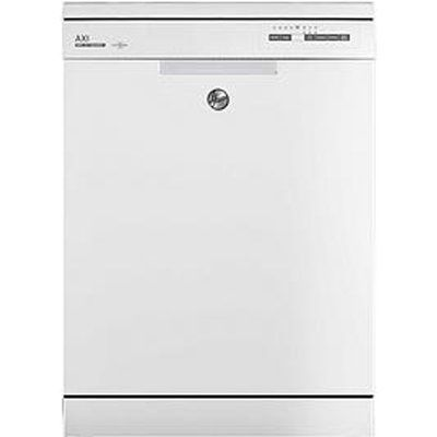 Hoover Hdpn 1L360OW 13 Place Setting Freestanding Dishwasher - White