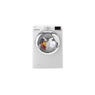 Refurbished Hoover Dynamic DXOC 69C3/1-80 Smart Freestanding 9KG 1600 Spin Washing Machine White