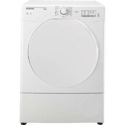 Hoover HL V9LF NFC 9 kg Vented Tumble Dryer - White