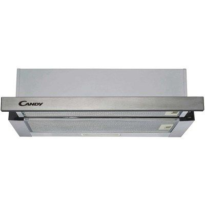 Candy CBT625/2X Telescopic Cooker Hood - Stainless Steel