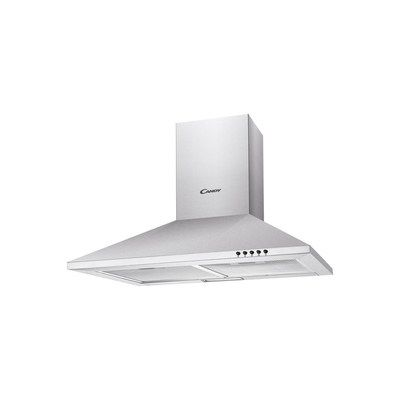 Candy CCE70NX 70cm Chimney Cooker Hood - Stainless Steel