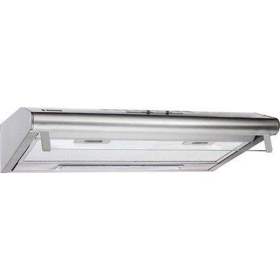 Hoover HFT600X Visor Cooker Hood - Stainless Steel