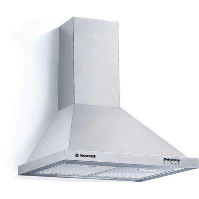 Hoover HCE116NX Chimney Cooker Hood - Stainless Steel