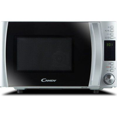 Candy CMXW22DS-UK Compact Solo Microwave Silver