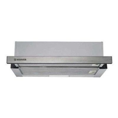 Hoover HHT6300/2X HHT6300/1X 60cm Telescopic Cooker Hood - Stainless Steel