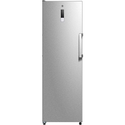 Hoover HFF1862KM Freestanding Upright Freezer - Stainless Steel