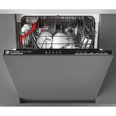 Hoover H-DISH 300 HDIN2L360PB Wifi Connected Fully Integrated Standard Dishwasher
