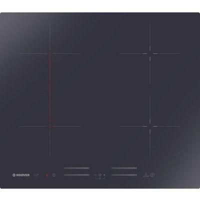 Hoover H-HOB 700 INDUCTION HTPSJ644MC WIFI 59cm Induction Hob - Black